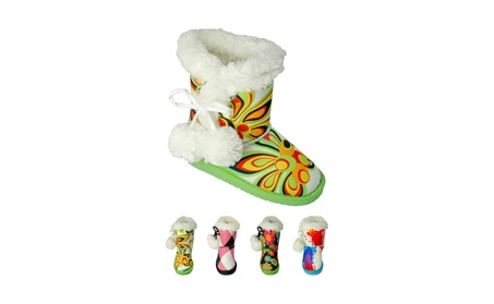 Toddlers' Loudmouth Side Tie Boots 933c21d0-ace7-41d2-82e5-7fa0caf39c31