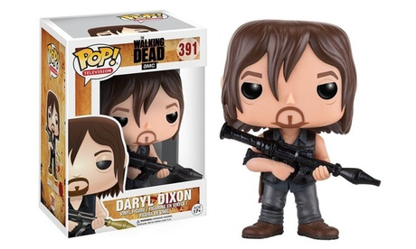 Funko Pop TV The Walking Dead Daryl Dixon Rocket Launcher Vinyl Figure Toy #391 da95cff1-b3b2-49ad-b00b-861ab743fcbf