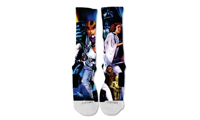 434e83148dbd Custom Nike Elite Socks Star Wars