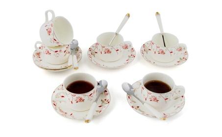 Porcelain Tea Cup and Saucer Coffee Cup Set Tc-Zsmg ac303c53-ac11-4594-a5f6-e04e96393eb6