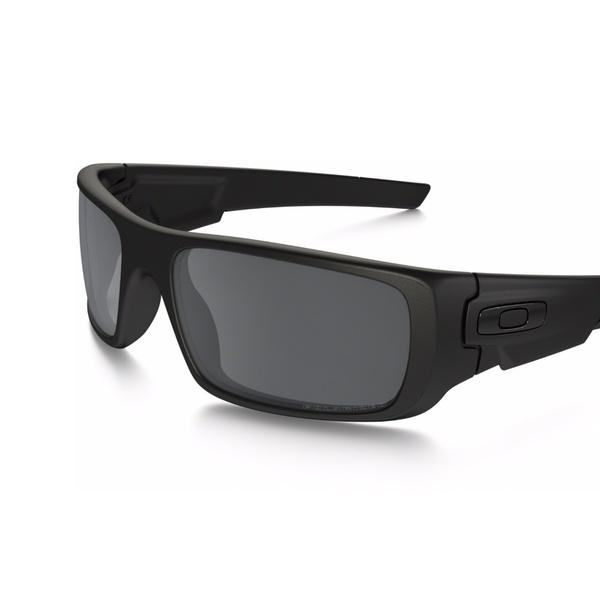 3c7de451d03b Oakley Crankshaft Sunglasses (Matte Black) | Groupon