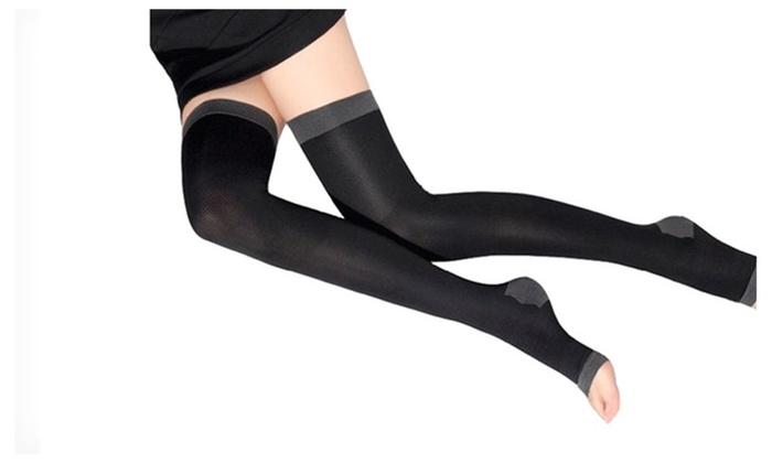 Briefly: Briefly Women Compression socks