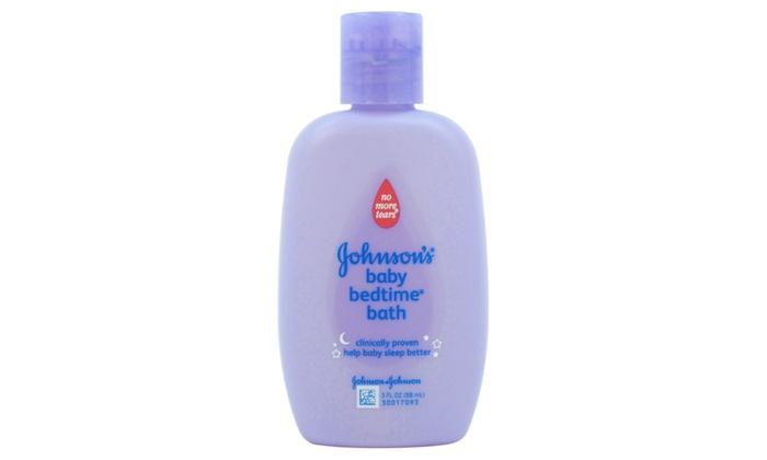 Johnson S Baby Bedtime Bath Body