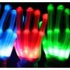 Glow Skeleton Gloves Light up for Raves