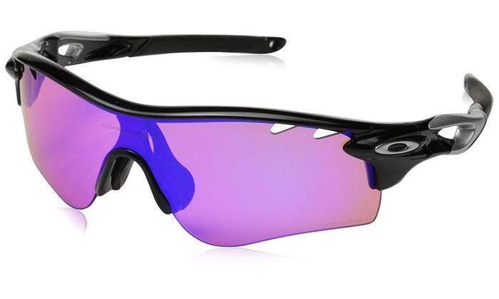 b7cd3021d3 Oakley Sunglasses Radarlock Path Asian Fit Polished Black   Prizm Golf  OO9206-25