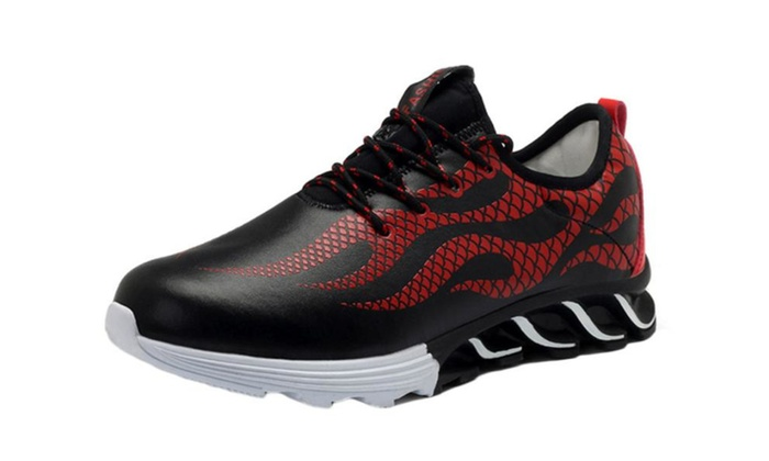 Men's Round Outdoor Sports Sneakers