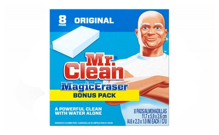 Mr. Clean Magic Eraser Cleaning Pads, 8-Count Box b30e122c-0235-4551-85dc-43504576066d
