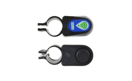 Bicycle Cycling Security Lock Vibration Alarm Lights Reflectors eed7a738-8468-4e9e-a9cf-8167063b2e99