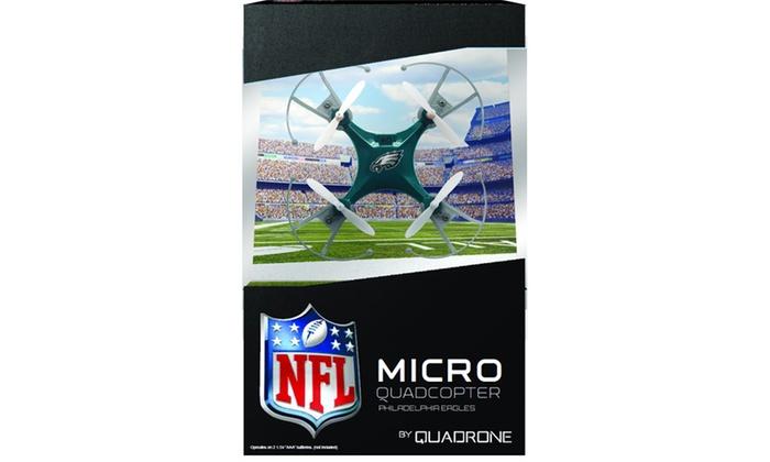 new style 9f86e 112f4 NFL Philadelphia Eagles Micro Drone | Groupon