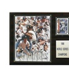 "MLB 12""x15"" New York Yankees 1998 World Series Champions Plaque"