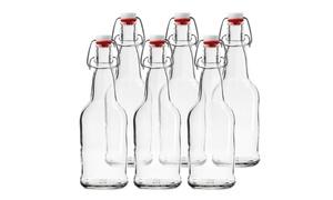 16 oz Easy Cap Beer Bottles (Case of 6)