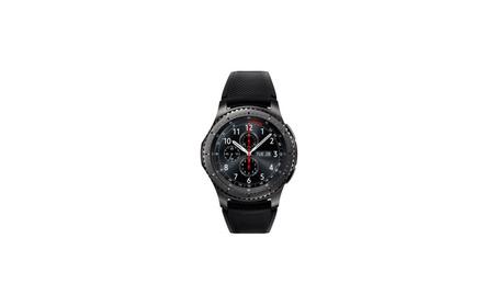 Samsung Gear S3 Frontier SM-R760 Smartwatch - New 01bdc3a9-3e48-42a5-9be8-18fcf7695b7b
