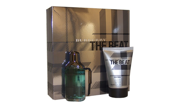 Vivabella: Burberry The Beat by Burberry for Men - 2 Pc Gift