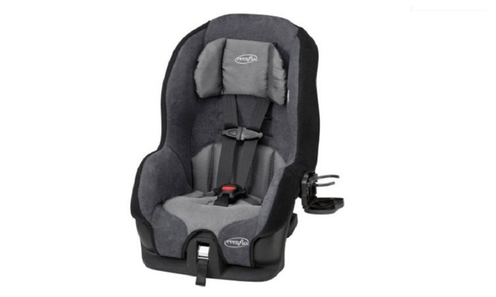 Evenflo - Tribute 5 DLX Convertible Car Seat, Saturn | Groupon