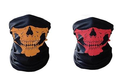 Motorcycle Helmet Neck Face Mask Paintball Ski Sport Headband