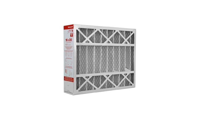 Honeywell – FC100A1003 Pleated Filter 16″ x 20″ x 4″ MERV 11