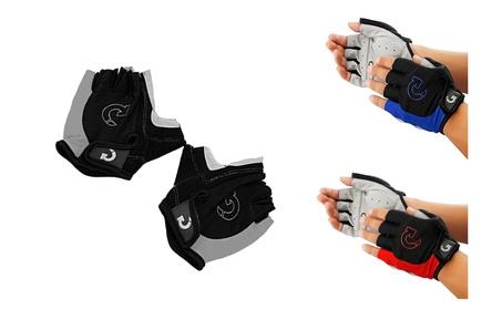 Breathable Cycling Motorcycle MTB Bike Bicycle Half Finger Gloves 859b15c0-5b13-4522-b18f-b94c9f5c3993