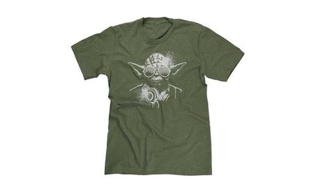 FreshRags DJ Yoda Star Wars Men's T-shirt c09a6f27-393f-4d06-9028-46b1e7039a7f