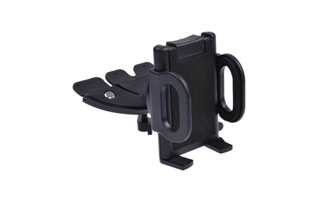 CD Slot Car Mount Holder 360° Rotating for Width 45-110mm Smart Phone b847c35e-aecc-4308-86ab-27afe45f205f