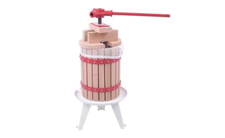 Apple Grade Crusher Fruit and Wine Oak Press Machine 85c55e35-21a2-471b-9f44-478f9b8f07e1