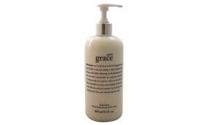 Pure Grace by Philosophy for Unisex - 16 oz Body Lotion