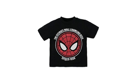 Marvel Boys' Spiderman 3 Piece Short Set 2299ca0e-7c76-44ec-ae19-bd397eab55b5