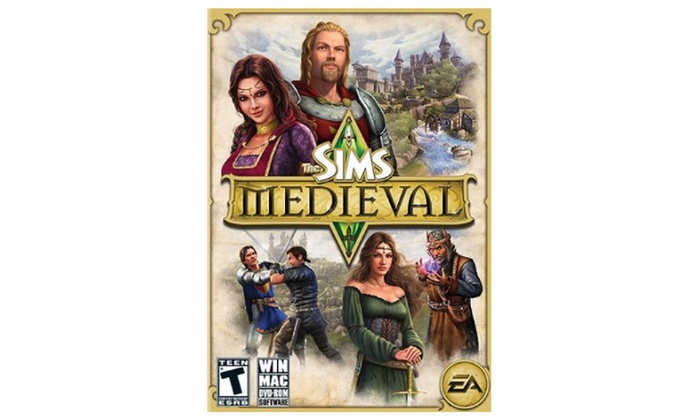 Sims Medieval receives a Mac update