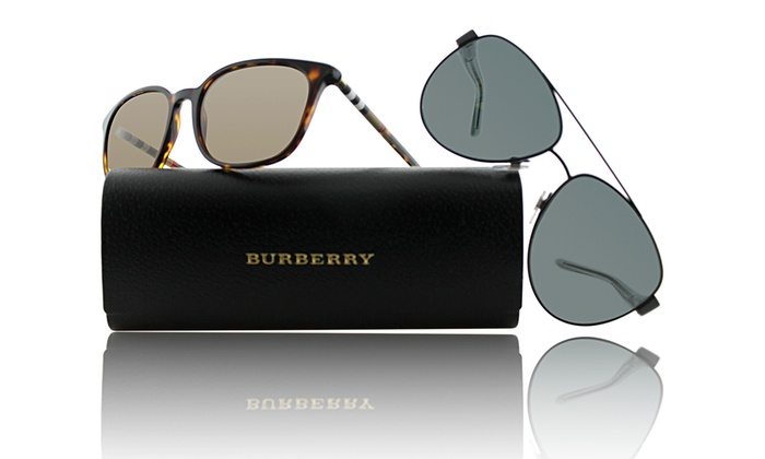 c58c74e88185 Up To 64% Off on Burberry Sunglasses and Frames   Groupon Goods
