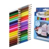 Thornton's Art Supply Colored Pencil Artist Drawing Set (36-Piece)