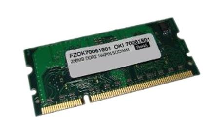 OKIDATA 70061801 256MB Memory Expansion DIMM 2cb7d17e-1189-4902-ba91-43cdb74e71a0
