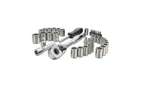 40 Piece Socket Set 48891370-24aa-464f-85f5-20bde48f7362
