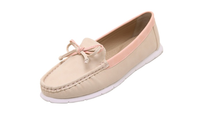 Women's Stretch Slip-On Loafer Flat Shoes