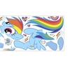 Roommates My Little Pony Rainbow Dash Giant Wall Decals