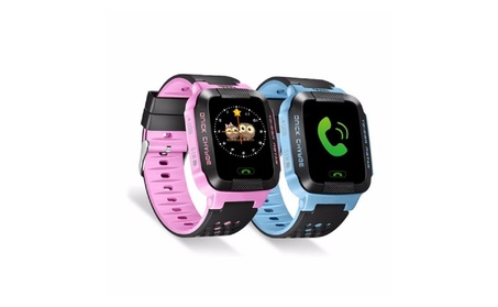 Kid Baby GPS Smart Watch Wristwatch w GPS Call Finder Tracker AntiLost 3c40a6b9-4b9e-406d-8535-a589ce5d6129