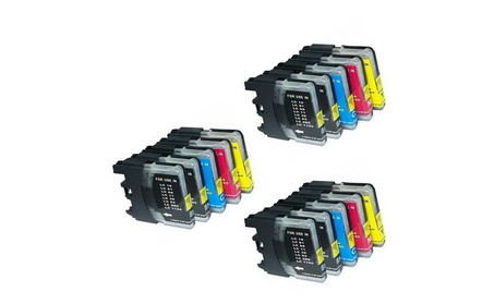 Brother Compatible LC61 INKJET Combo Pack be064e71-d979-46b4-95e8-7f31eb0f5eaa