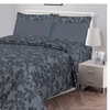 1800 Series Bed Sheet Kandle Design - Colors Available (6 Piece Set)