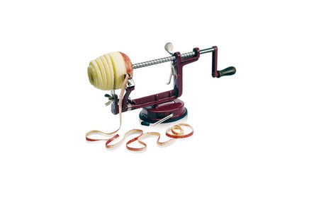 Paderno World Cuisine 49836-00 Apple Peeler with Cup fe67ce9b-0514-45fd-8e28-5413e1d9d873