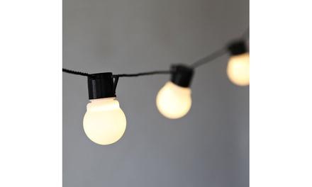 Outdoor LED Globe Light String (26 Ft.)