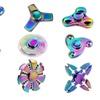 Rainbow EDC Fidget Spinner Alloy Hand Spinner For Autism