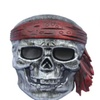 Skull Mask Ghost Pirate Captain Jack Face Mask Party Halloween Cosplay