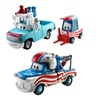 Disney Pixar Cars Mater the Greater 3-Pack Cannonball Lug Buck Tooth