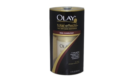 Total Effects Daily Moisturizer by Olay for Women - 1.7 oz Moisturizer a1a19f69-ca62-4ca0-ad43-0dddf9312d69