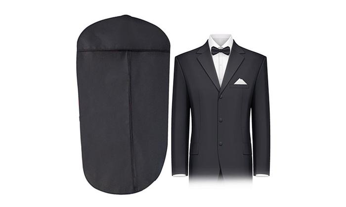 Clothes Garment Suit Dress Storage Bag Dust Cover Travel Carrier