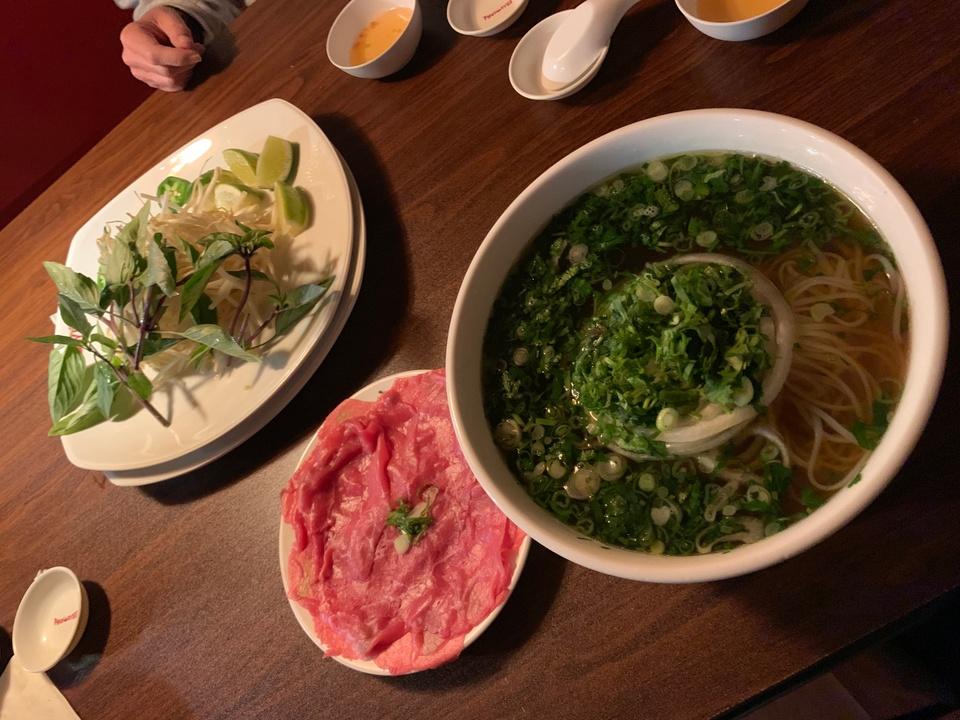 Pho Ever 20 Cash Back On Vietnamese Food Groupon